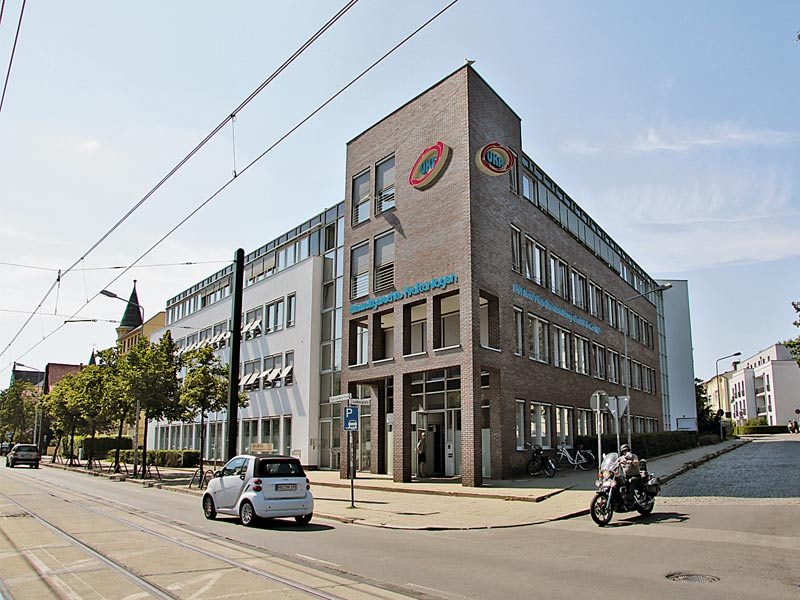 Building of the UKA location in Rostock